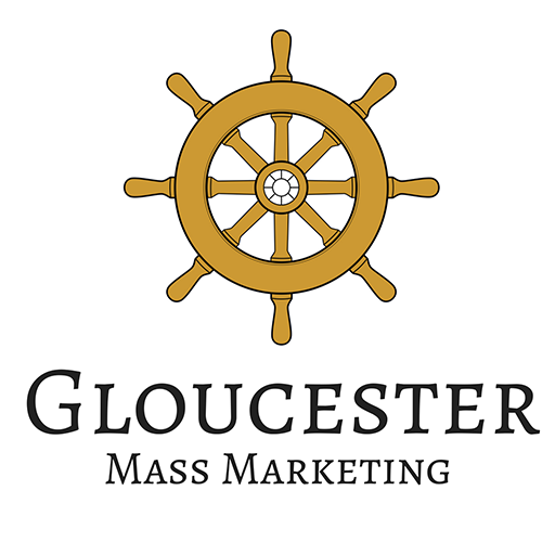 Gloucester Mass Marketing Logo