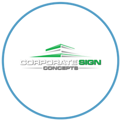 We Love Digital Marketing with Corporate Sign Concepts!